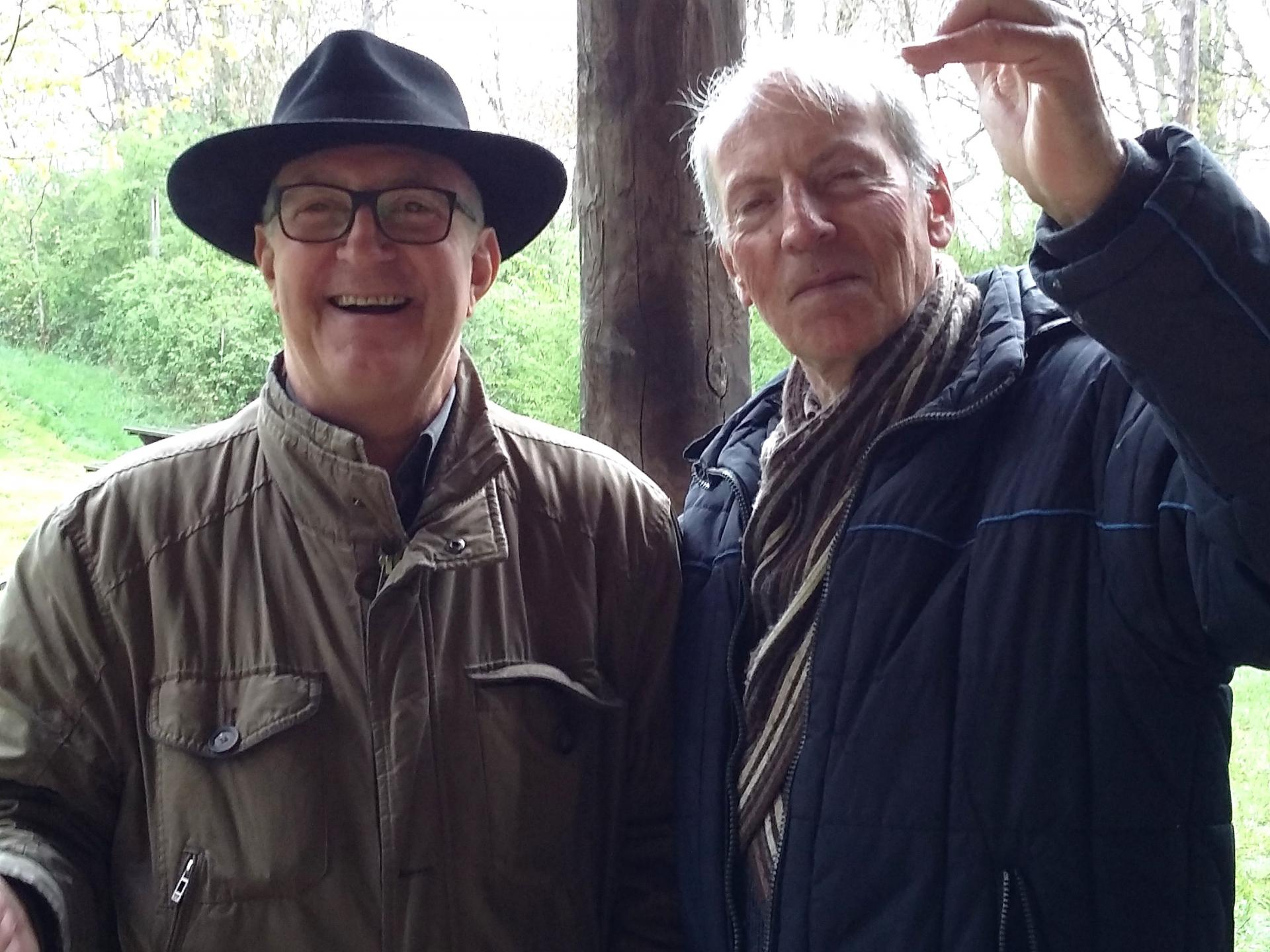 heureux les épicuriens de la Drôme des collines !