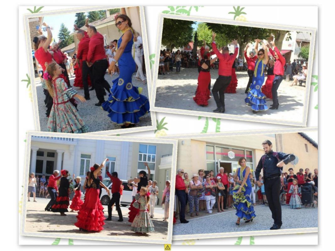 Flamenco de rue
