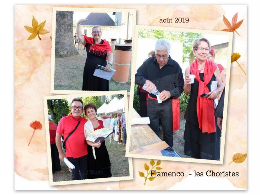 Flamenco les choristes