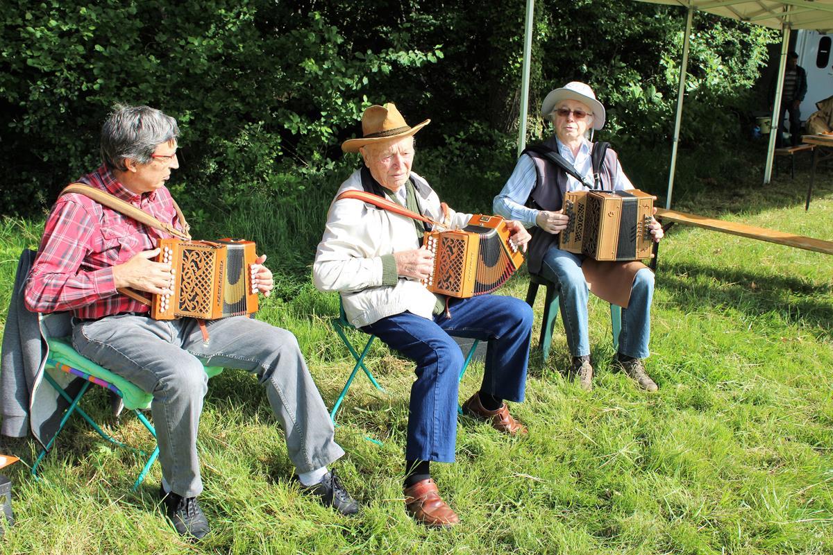 les 3 accordéonistes