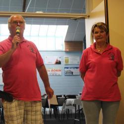 le compte rendu de la Marche annoncé par Patrick et Liliane