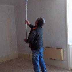 peinture des plafonds l'expert André