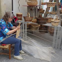 fabrication de paniers