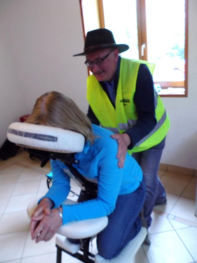 animation massage pour tous offert