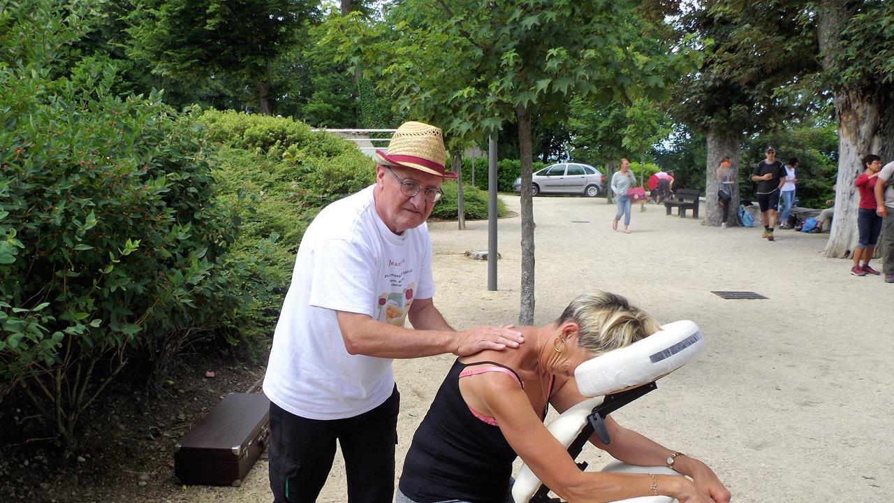 le masseur J-Louis préféré des dames