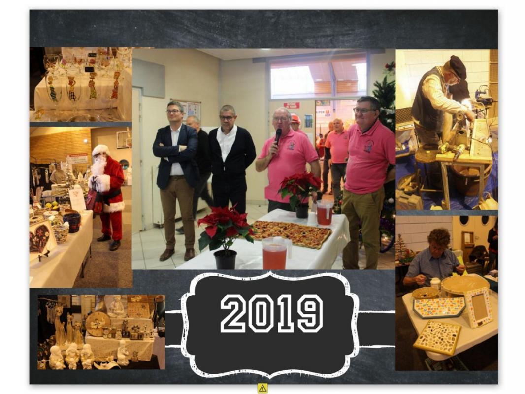 Noel artisanat 2019