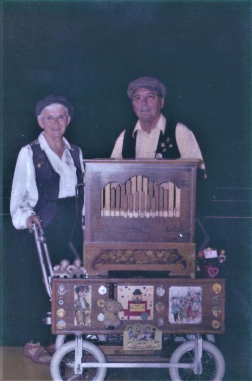 Anie et Gérard PIN