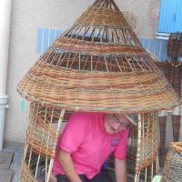 Le petit oiseau extraordinaire a été mis en cage
