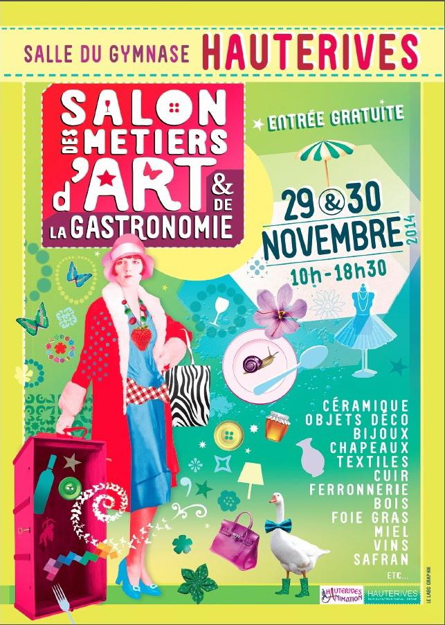 Affiche salon 2014