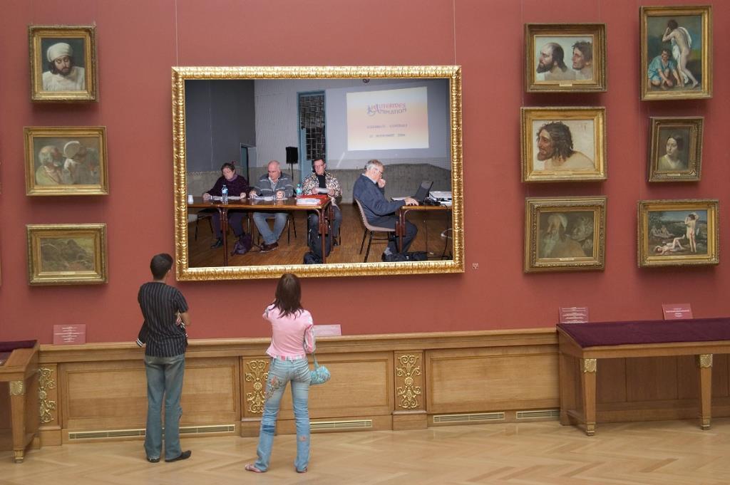 l' AG au musée du Louvres ??
