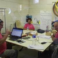 la salle des résultats et commentaires