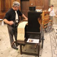 Antoine Duperray et son orgue