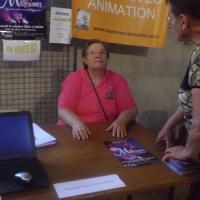 Hauterives Animation : Françoise