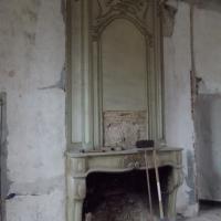 cheminée d'époque à conserver et rénover
