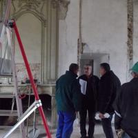 discution et conseils de l'architecte