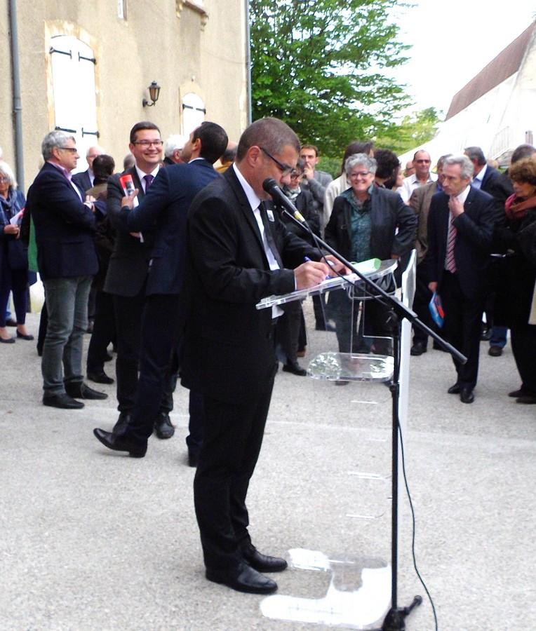 Florent Brunet notre maire