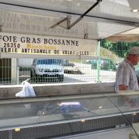 le stand du foie gras