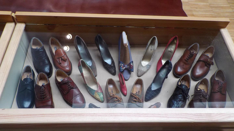 magnifiques chaussures miniatures